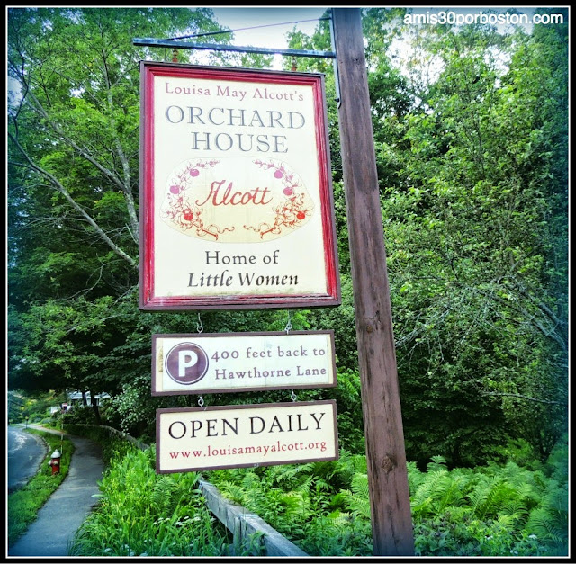 Orchard House en Concord
