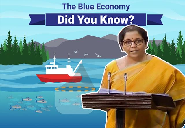 blue economy,budget2020