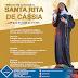 TRIDUO DE SANTA RITA,PADROEIRA DO BAIRRO DA CONQUISTA COMEÇA DIA 19