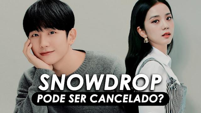 Snowdrop: drama de Jisoo e Haein está sendo boicotado na Coreia
