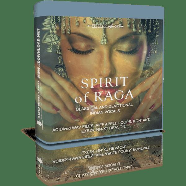 Zero-G Spirit Of Raga - Classic Indian Vocal Samples