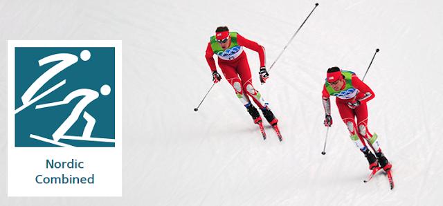 Juegos Olímpicos de Invierno Pyeongchang 2018 - Combinada nórdica