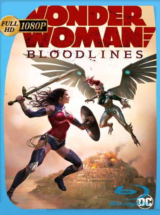 Wonder Woman: Bloodlines (2019) HD [1080p] Latino [GoogleDrive] SilvestreHD