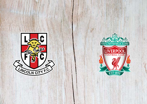 Lincoln City vs Liverpool -Highlights 24 September 2020