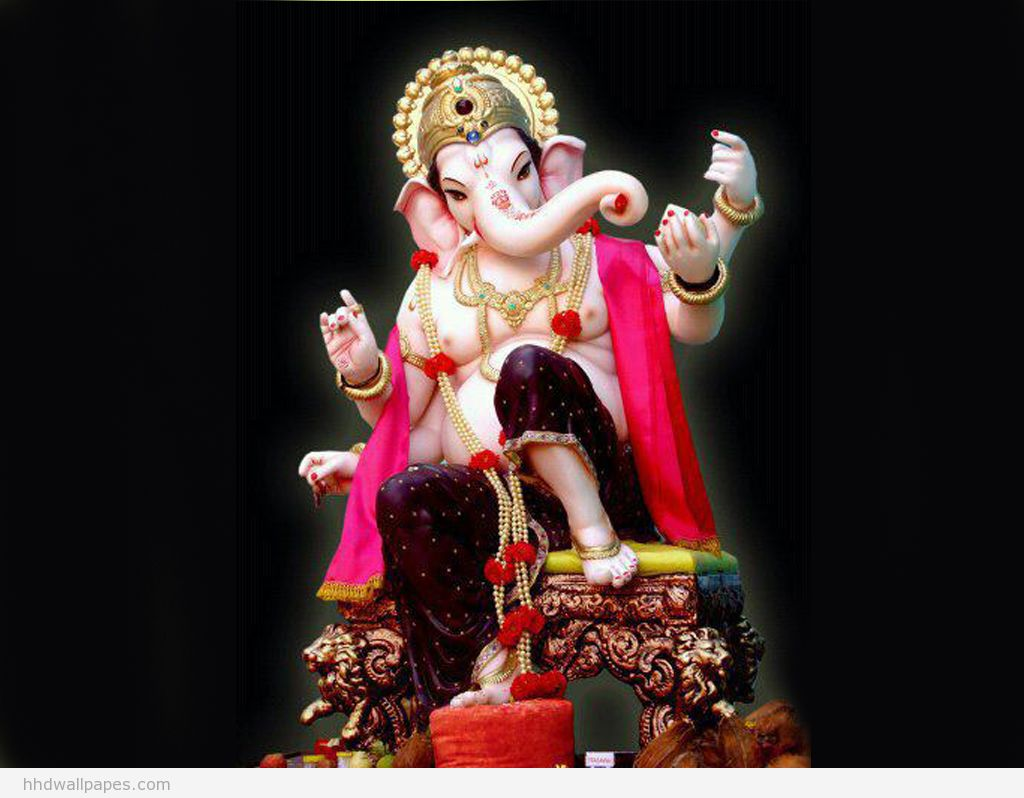 Hd wallpaper ganpati - 9 Best Full Hd Wallpapers Lord Of Bal Ganesha 2017