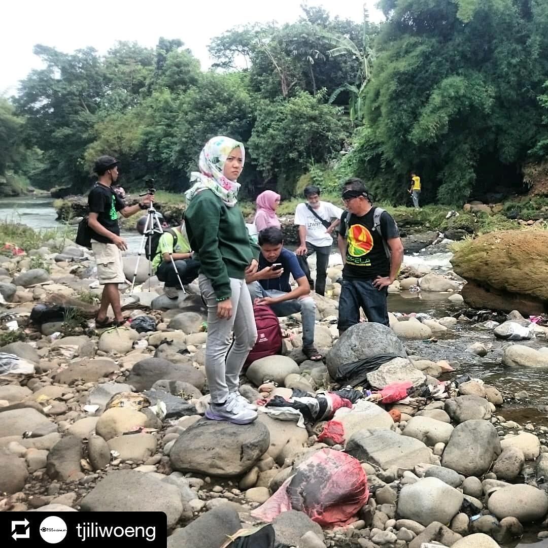 Lawatan Sungai Ciliwung