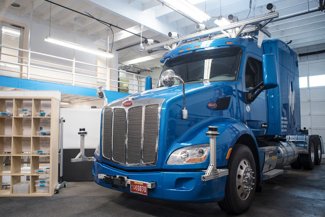 The autonomous trucks are here, but ensure that it does not seek to replace the driver