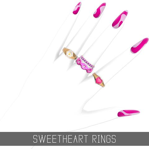 SWEETHEART RINGS (PATREON)