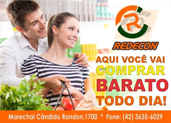 Ofertas da REDECON para 14 a 16 de setembro