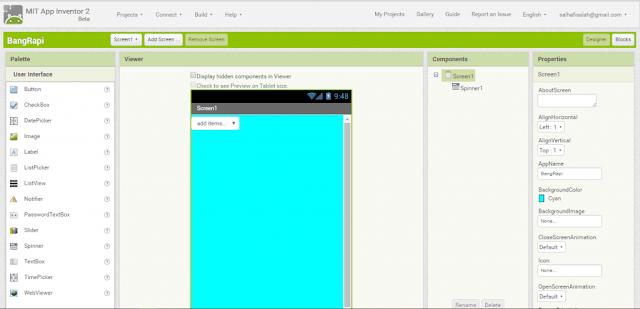 Cara Mudah Membuat Aplikasi Android | Terbaru