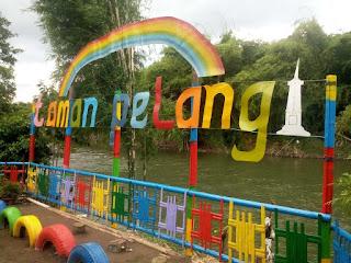 Taman Pelangi Bembem   Wisata Alam di bantaran Sungai Opak