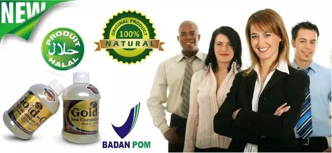 Obat Kanker Hidung Tradisional Jelly Gamat Gold G - Obat ...