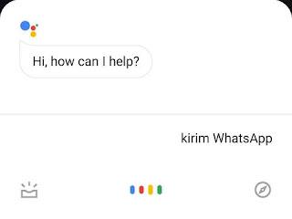 fitur google assistant