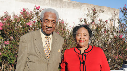 Reverend Reese and Joyce Parish O'Neal