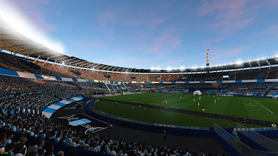 PES 2021 Stadium Estádio Presidente Perón