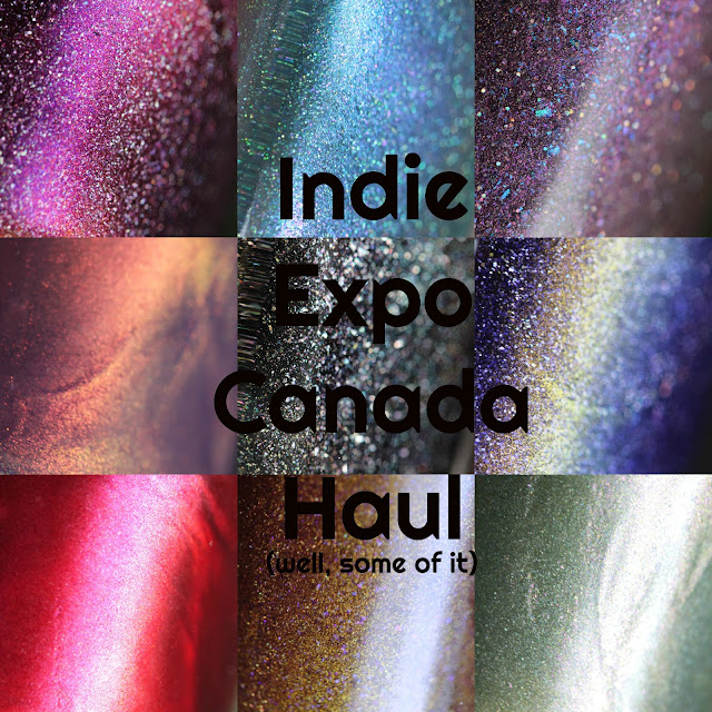 Indie Expo Canada Nail Polish Haul