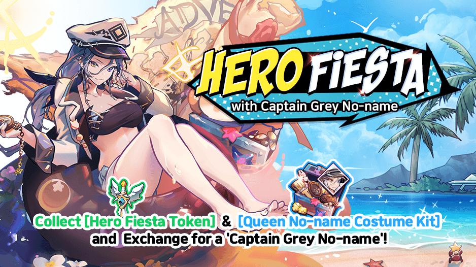 Fiesta Dungeon – Queen No-name