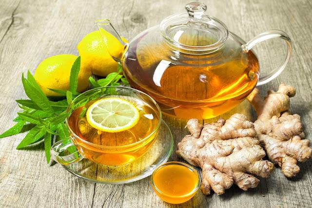 Имбирный чай из порошка рецепт