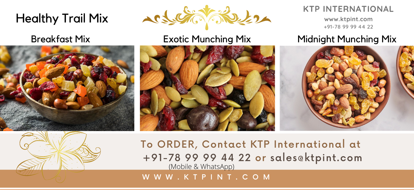 Buy, Purchase, Healthy Trail Mix, Breakfast Mix, Midnight Healthy Snacks, Seed Mix, Munching Mix, India, Bangalore, Gujarat