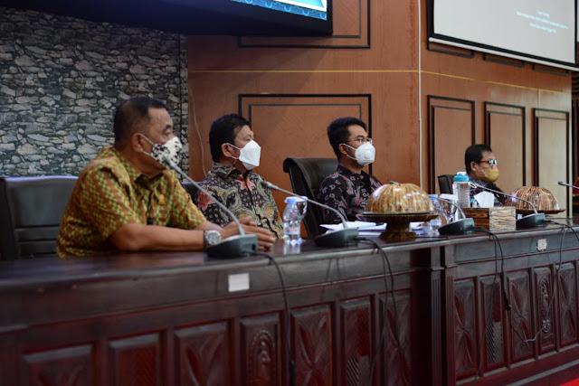 Pansus DPRD Sulsel Lirik Bantuan Hukum Gratis Pemkab Sinjai