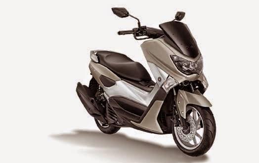 Motor New Yamaha NMAX