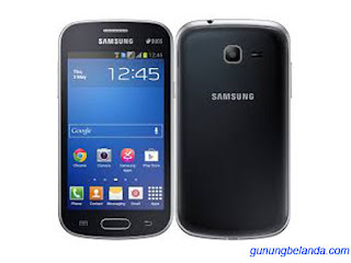Samsung Galaxy Trend Duos GT-S7392 Software Update