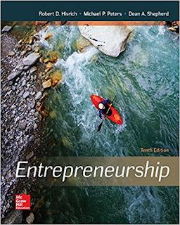Entrepreneurship Edition 10e Hisrich Test Bank 1