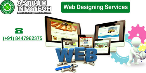 website designing Service in Delhi