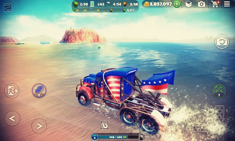 I'Am Gamers: Off The Road: OTR Open World Driving