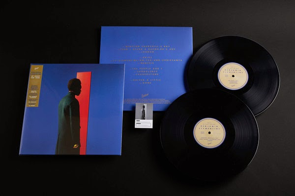 TheRecordStore.Com presents the vinyl release by Benjamin Clementine