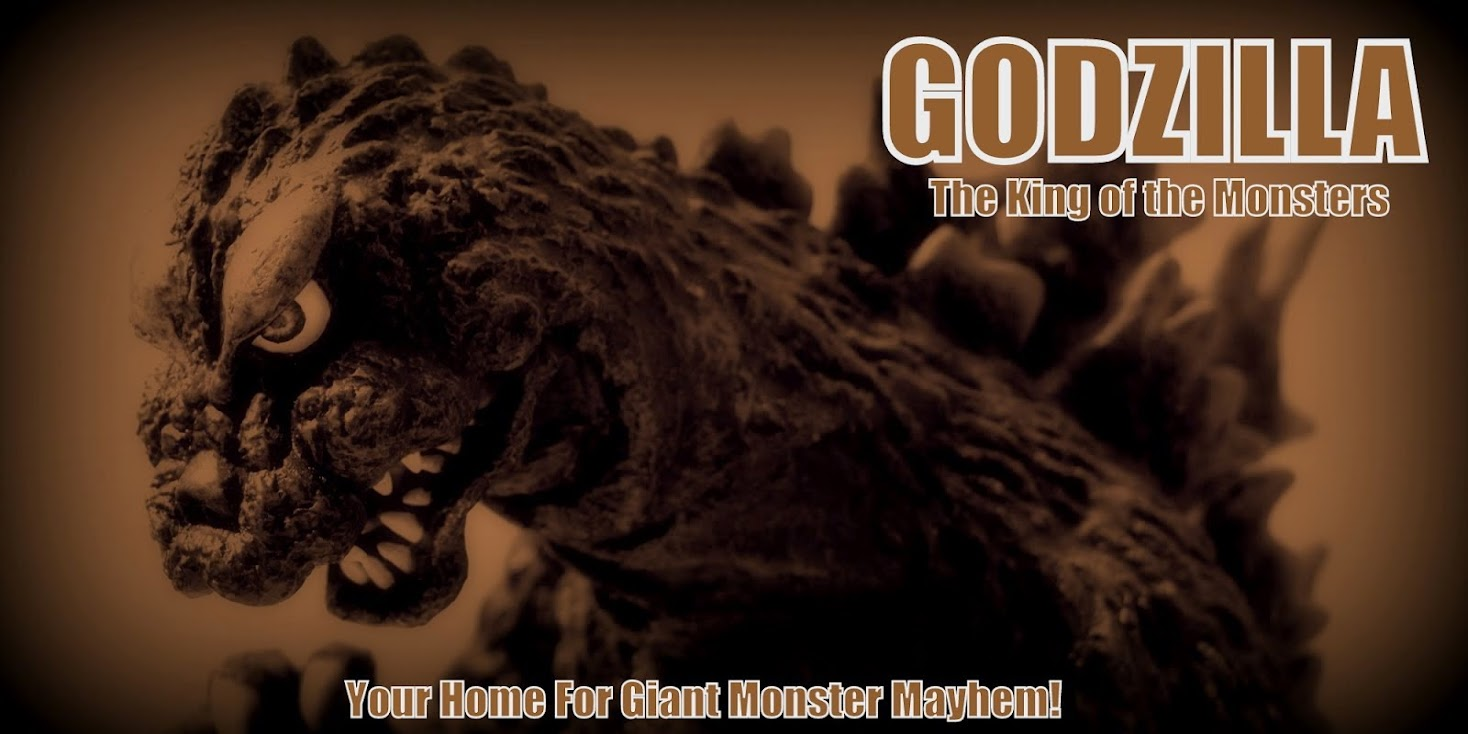 Godzilla 3D News And Info