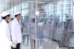 Presiden: Indonesia Mampu Produksi Vaksin Sendiri