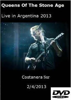 Queens Of The Stone Age - 2013-04-02 Pepsi Music - Guitars101