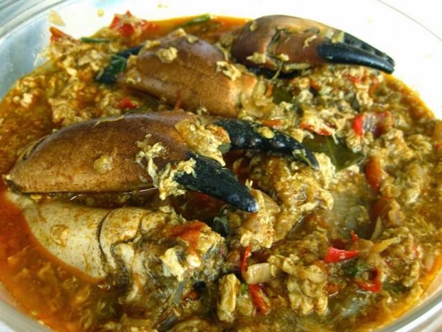 kepiting olok;5 Kuliner Khas Probolinggo Nikmat dan Lezat