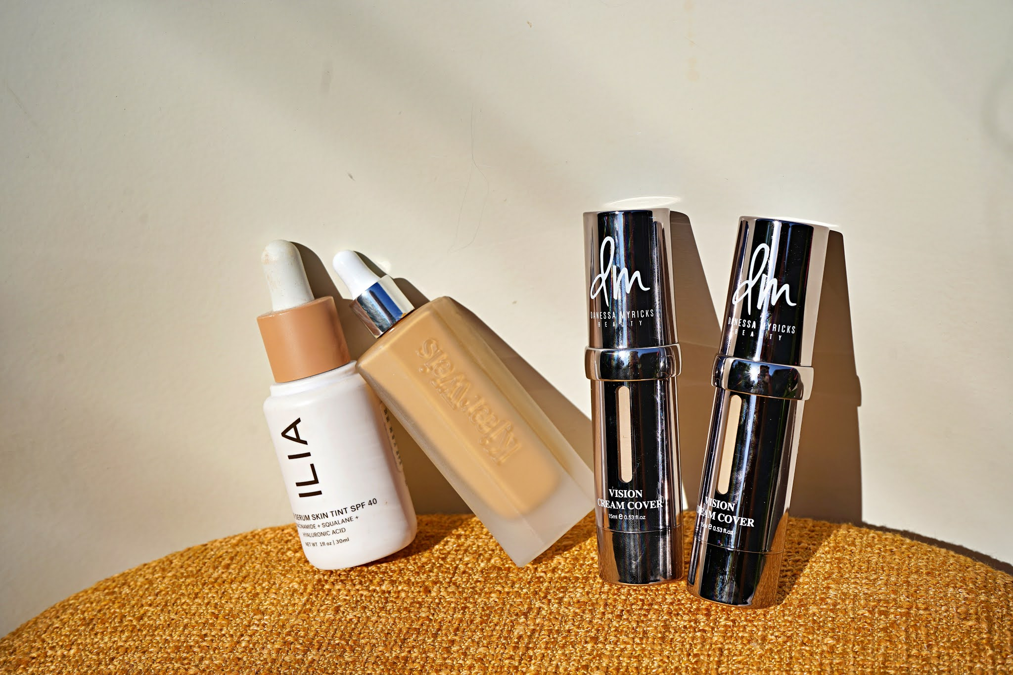 different foundations you can get using Beautylish Gift Card