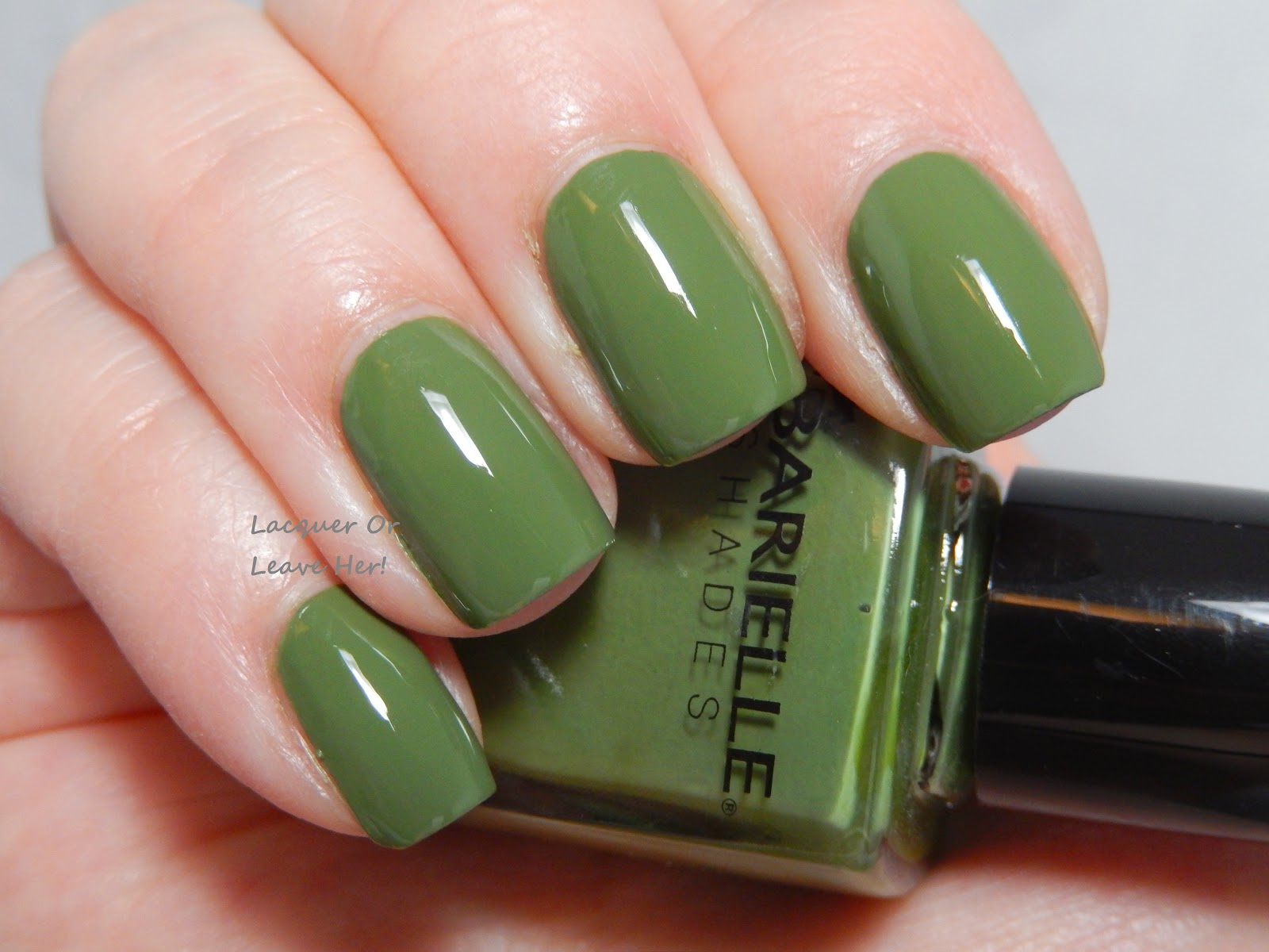 Lacquer or Leave Her!: Review & stamping test: Barielle Jetsetter ...