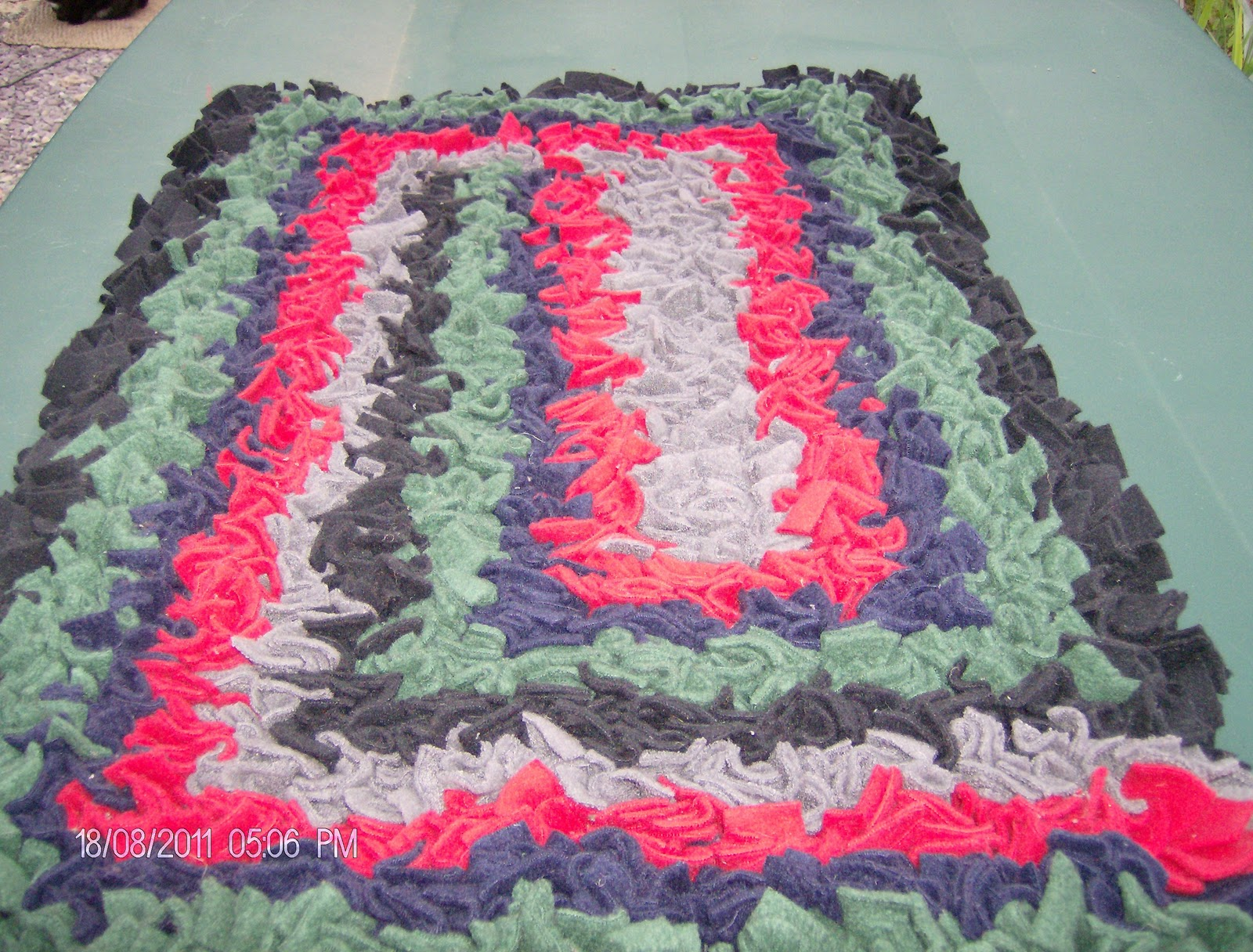 handmade rag rugs for sale made narrowboat rag rugs for sale rug no 23 439