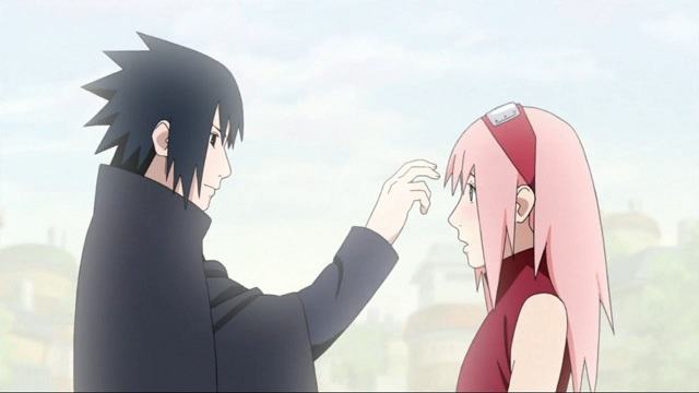 sasuke membalas perasaan sakura