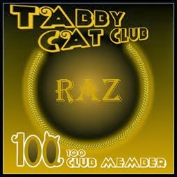 Raz is a proud member of the 100 Club