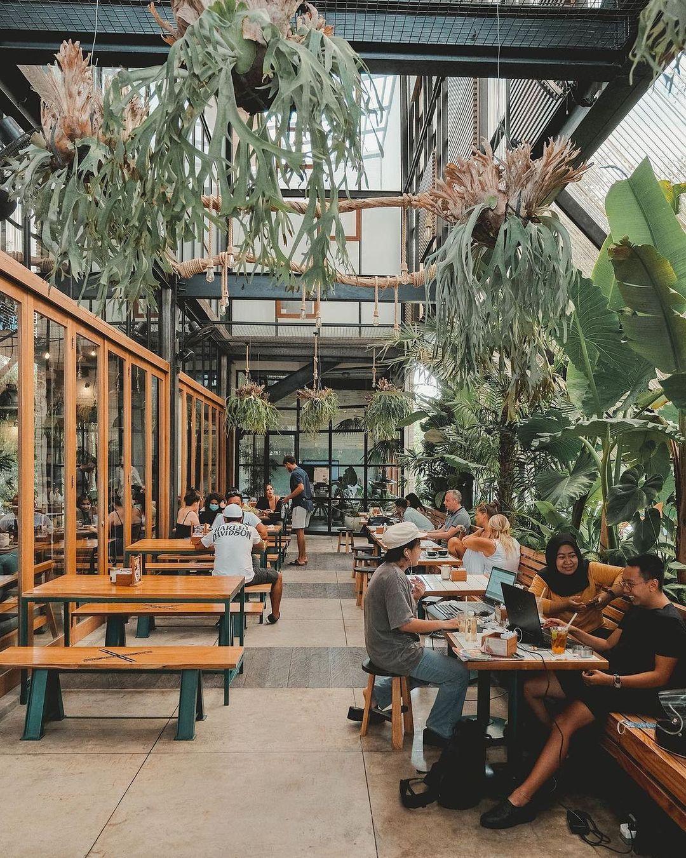 Cafe Favorit Canggu 2021 Livingstone Cafe Bakery