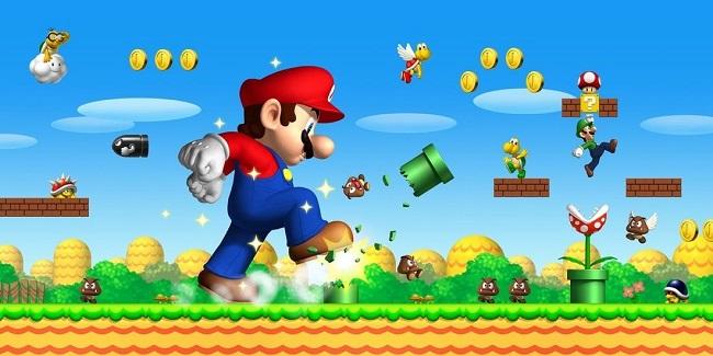 Comparison between 3D vs 2D Mario
