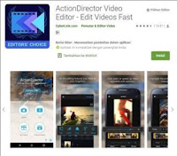 ActionDirector android - kanalmu