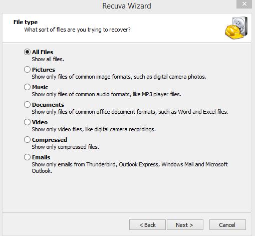 File Di Laptop Tiba Tiba Hilang Atau terhapus, Begini Cara Paling Mudah Mengembalikannya !