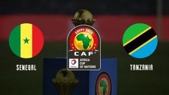 مشاهدة مباراة السنغال و تنزانيا 23-06-2019 كأس أمم إفريقيا