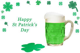 Free St Patricks day 2018 clipart