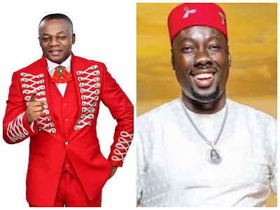Sdnewsblog, OBI CUBANA: Every Man Needs A Friend That Will Go The Extra Mile For Him - Pastor Prize F.A, Abuja Based Pastor, breaking news Nigeria, Abuja gossip blog,