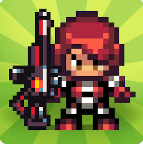 Dead Shell: Roguelike RPG - VER. 1.2.853 Unlimited (Energy/Credits/Goldbox/Unlock Monsters) MOD APK