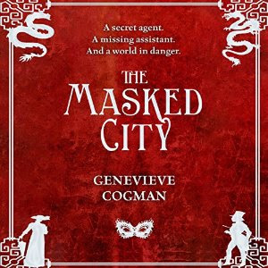 Masked City cover