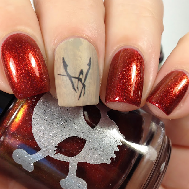 Necessary Evil Polish-The Withered Lover