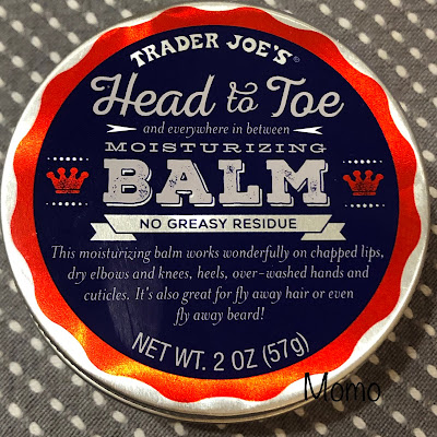 Trader Joe's Head to Toe Moisturizing Balm